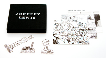 Jeffrey Lewis Box Set